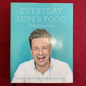JAMIE OLIVER Everyday Super Food (Hardcover)
